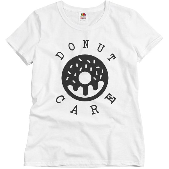 Donut Care Friend