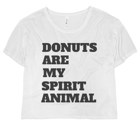 Donut Spirit Animal