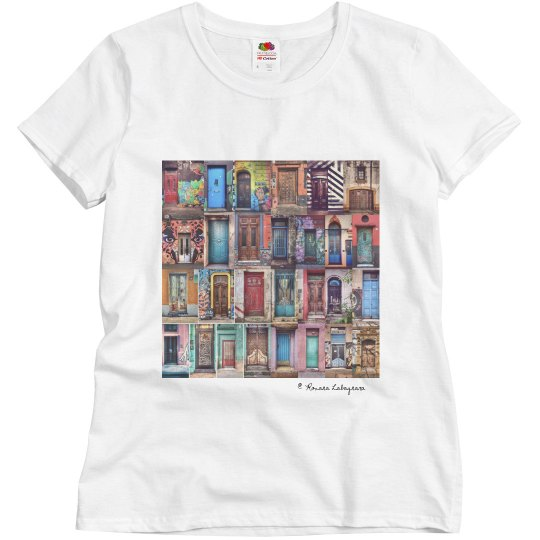 Doors of Buenos Aires (t-shirt)