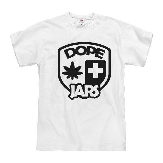 Dope Jars™ Logo T