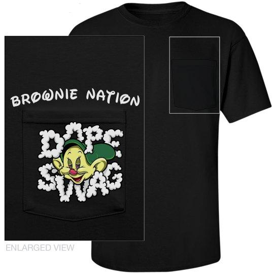 Dopey (Black T-shirt)