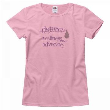 doTERRA Wellness Advocate (oil drop)