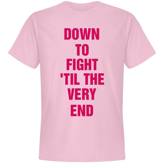 Down To Fight Cancer