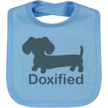 Doxified Baby Bib