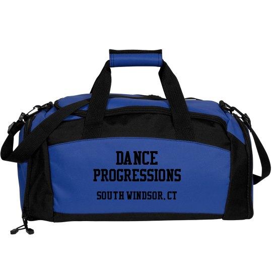 DP Delux Dance Bag