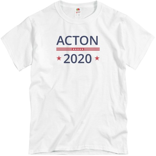 Dr. Amy Acton For President 2020