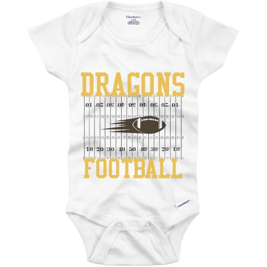 Dragons FB Infant