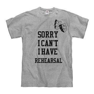 Drama Rehearsal