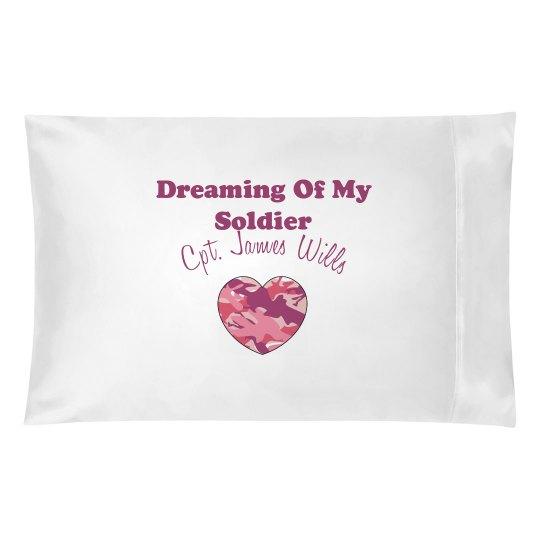 Dreaming Pillow Design