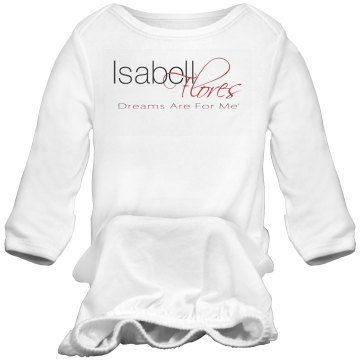 Dreams Are For Me™ Infant Long Sleeve Sleeper