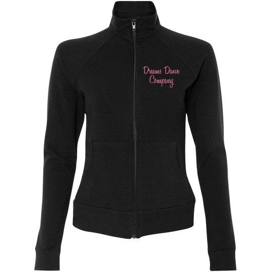 Dreams Dance Company Team Jacket (Ladies)