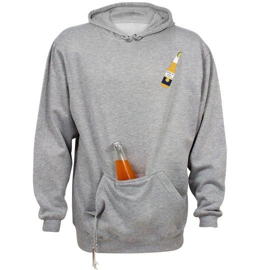 Drink Holder Hoodie 3