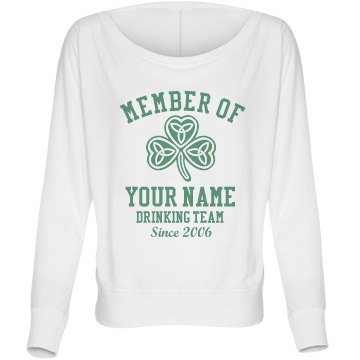 Drink In Style St. Patty
