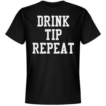 Drink Tip Bartender