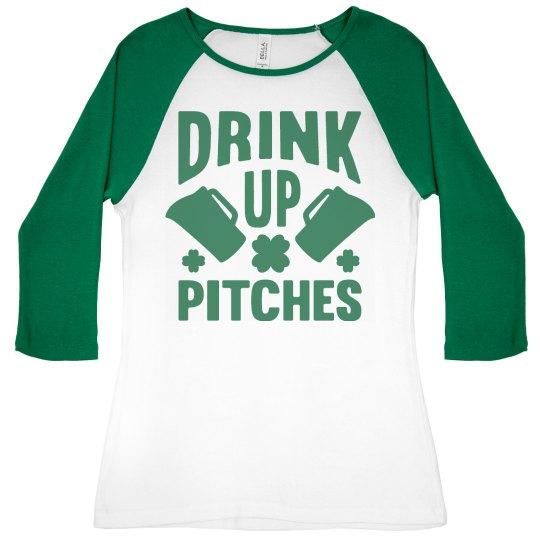 Drink Up Irish Bar Crawl For St Pat