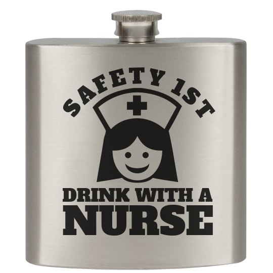 Drink With A Nurse
