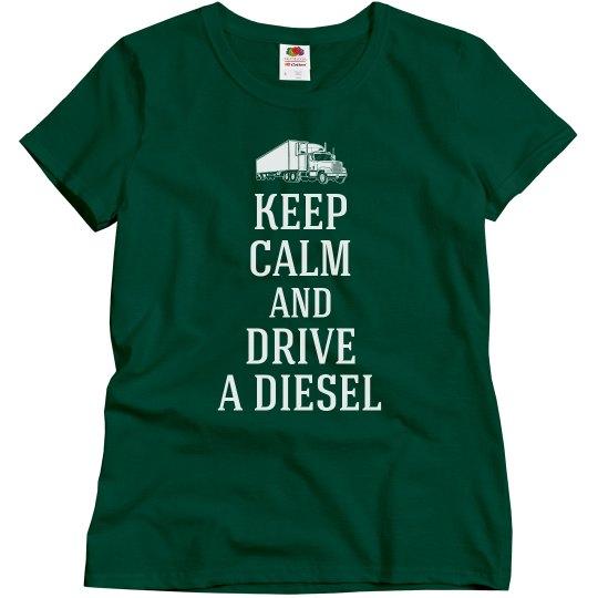 Drive a Diesel