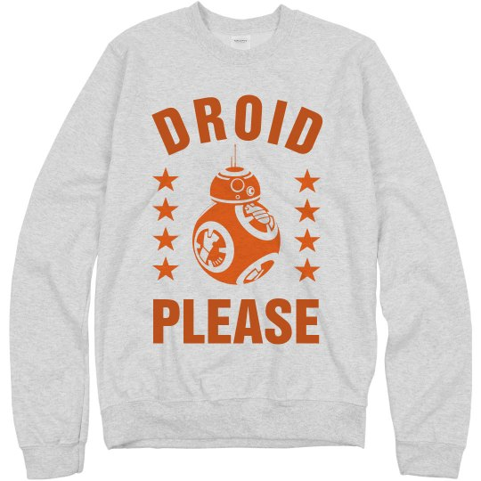 Droid Please BB-8 Gift