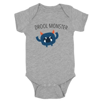 Drool Monster Bodysuit