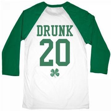 Drunk Irish Couple