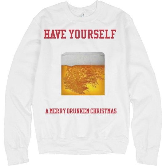 Drunken Christmas