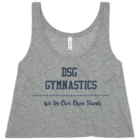 DSG Crop Shirt
