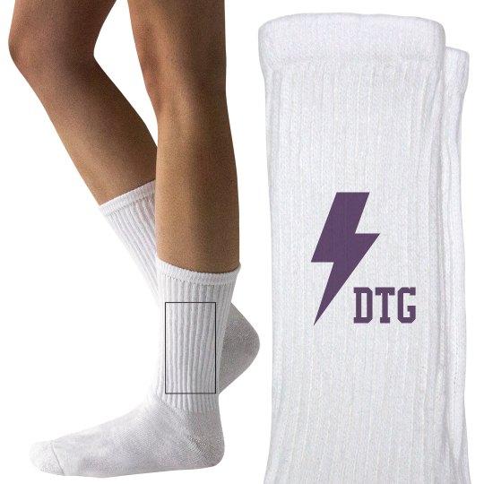 DTG Youth Crew socks