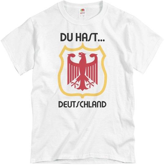 Du Hast Mich...Deutschland