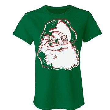 Dubble Santa T-shirt