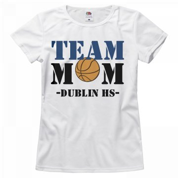 Dublin HS Team Mom