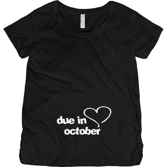 Due in October