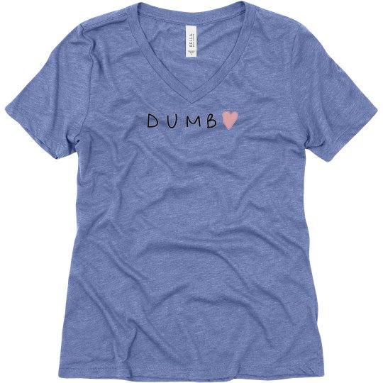 Dumbo Heart Shirt