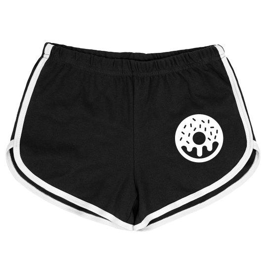 Dunk Dem Donuts Shorts