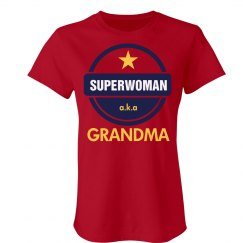 Superwoman Grandma