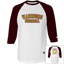 Warriors Football