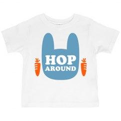 Hop Around Easter Toddler