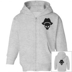 Toddler Pirate Hoodie