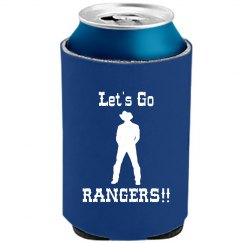 Rangers Tailgating Fan