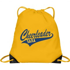 Cheerleader Script Bag