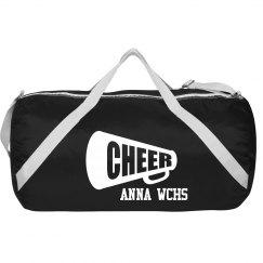 Cheer Logo Bag