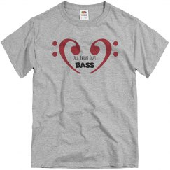 All About That BASS Tee