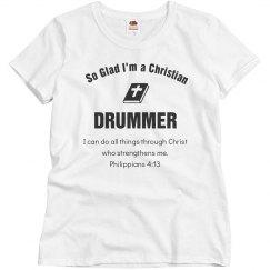 Christian Drummer