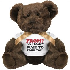 Bearly Wait For Prom