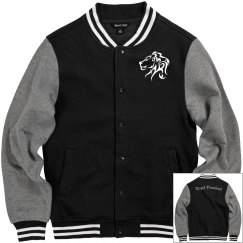 Priesthood Varsity Jacket