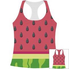 Watermelon Halloween Costume