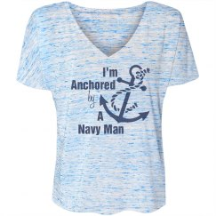 Anchored By A Navy Man