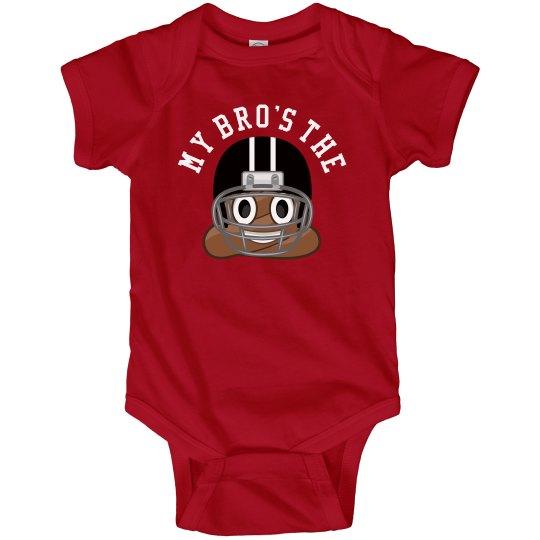 Emoji Custom Birthday Boy Baby Short Sleeve Bodysuit