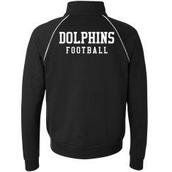 Dolphins Football Jacket