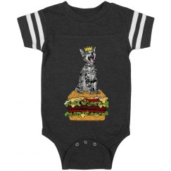Cat Burger Infant