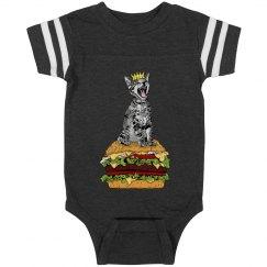 Cat Burger Infant
